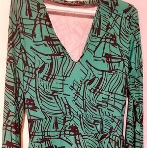 Gorgeous Jade Green Dress